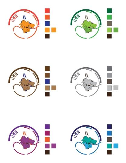 Color test 1